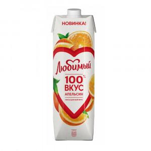 Сок Апельсиновый 0.97л