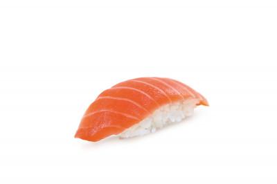 Нигири копченный лосось 35гр